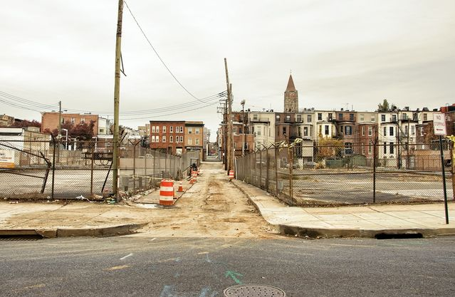 Baltimore: The Great Society Implodes