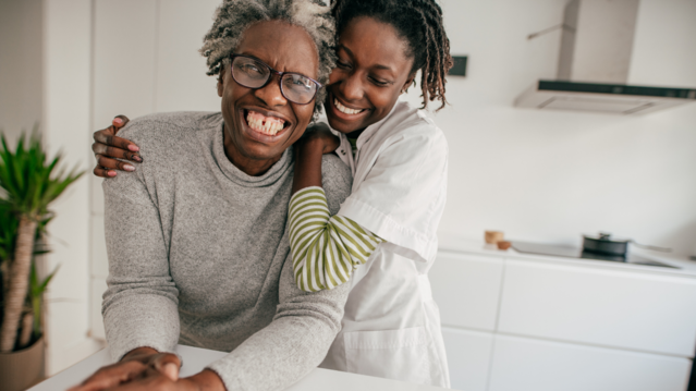 5 Ways to Deal with Caregiving Stress During COVID