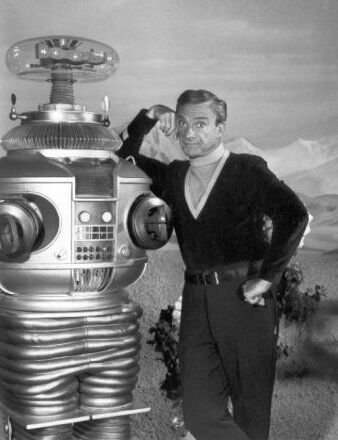 Publicity photo by CBS television, Public Domain, Wikimedia Commons