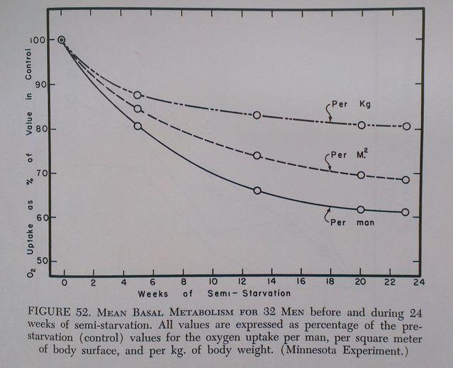 Keys, Brozek, and Henschel 1950, p. 329