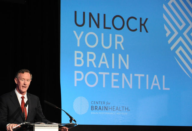 Grant Miller/Center for BrainHealth