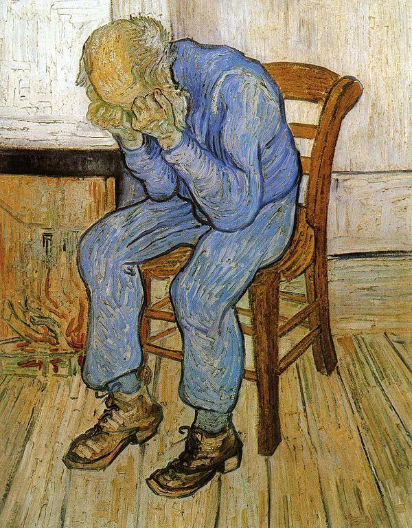 Source: Vincent Van Gogh/Public Domain