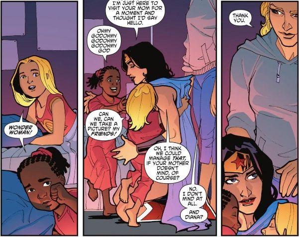 Wonder Woman #25 (2008) - original scan by Travis Langley.