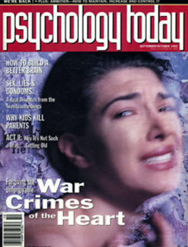 Why Kids Kill Parents | Psychology Today