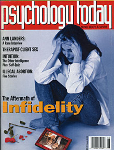 Beyond Betrayal: Life After Infidelity | Psychology Today