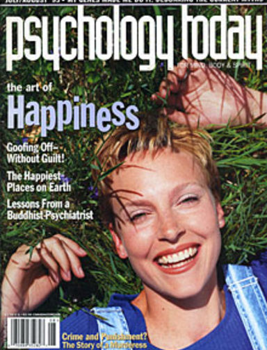 Crime and Punishment? | Psychology Today