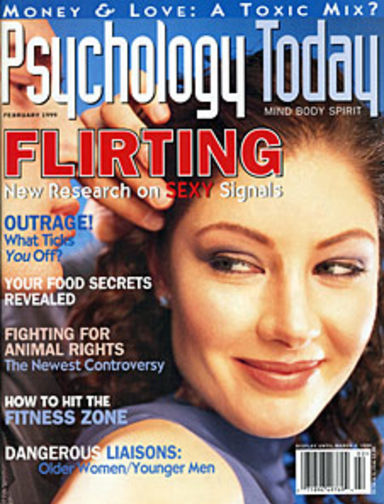 Flirting Fascination | Psychology Today