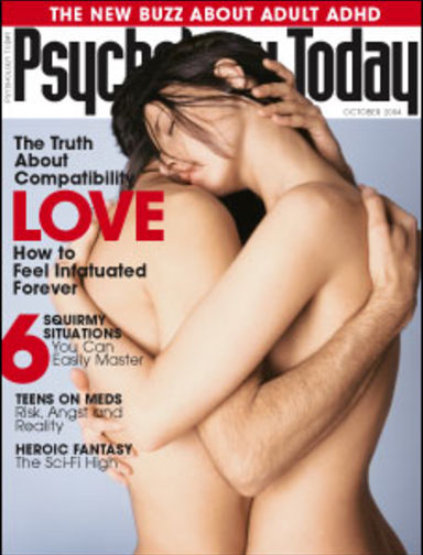 Psychology today nude