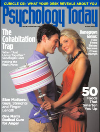 Sexuality: Your Telltale Fingertips | Psychology Today