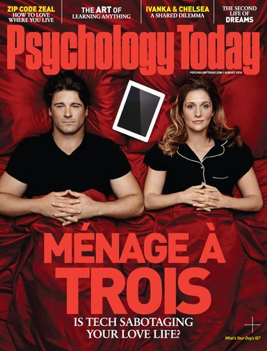 Psychology Today July 2016