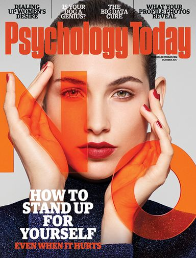 Psychology Today Magazine September 2017