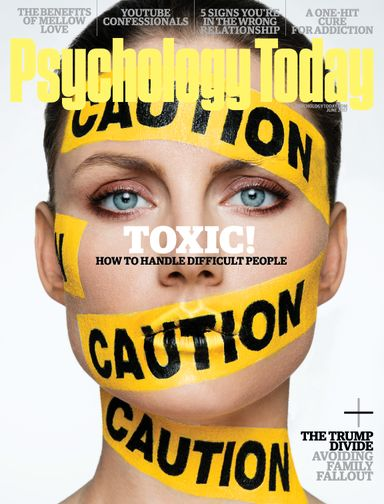 Psychology Today Magazine May 2017
