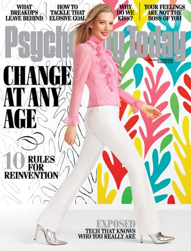 Psychology Today Magazine January 2018