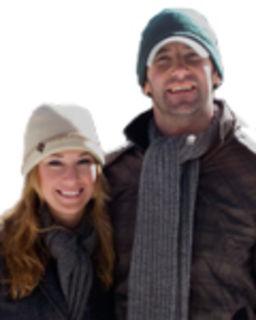 Kayla Causey and Aaron Goetz