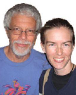 Richard Lovett and Holly Hight