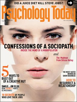 sociopaths antisocial personality disorder and profile Sociopathic personality disorder is also known as antisocial personality disorder (apd), and although many people tend to lump sociopaths into the same group as.
