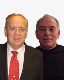 Rob Pascale and Lou Primavera Ph.D.