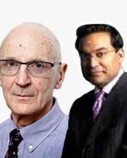Raj Persaud, M.D. and Peter Bruggen, M.D.