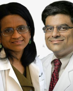 Sandeep Vaishnavi M.D., Ph.D. and Vani Rao MBBS, M.D.