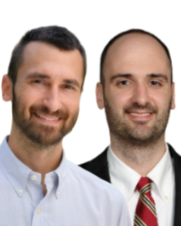 Jonathan Avery, MD, and Joseph Avery, JD, MA