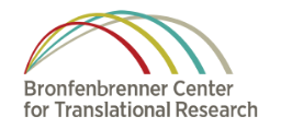 The Bronfenbrenner Center for Translational Research