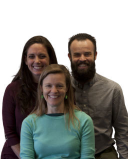 Ryan Daley, Jaclyn Ford, Ph.D., and Elizabeth Kensinger, Ph.D.