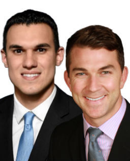 Michael Reilly, MD, and Keon Parsa, MD
