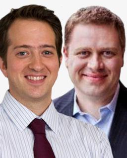 Jason Jay, Ph.D and Gabriel Grant
