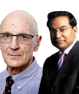 Raj Persaud, M.D. and Peter Bruggen, M.D.