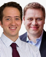 Jason Jay, Ph.D and Gabriel Grant, Ph.D