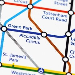 Finding Your Way to the London Olympics