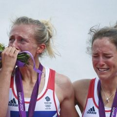 Crying: An Olympic Event?