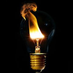 Burned Out?  Three Bright Ideas to Light Up Your Life
