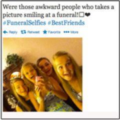 Funeral Selfies: Grief or Gross?