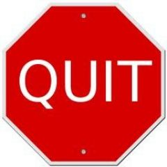 Quit: Do It Now