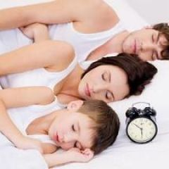The Modern American Family: How Well Are They Sleeping?