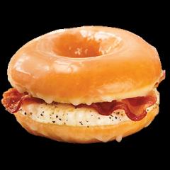 Donuts Trump Healthy Desires, Hands Down