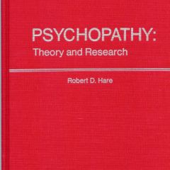 Psychopath Analysis: The Early Days