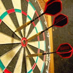 Throwing Darts at the Ballot
