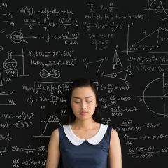 Image result for the math genius myth