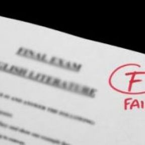 How do you decide whether you did well on a test?