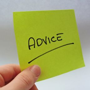 You Follow Advice Despite Conflicts-of-Interest