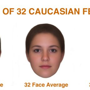 The Attractiveness of Average and Familiar Faces