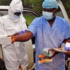Who Dies to Fight Ebola? Who Kills in Fear of It?