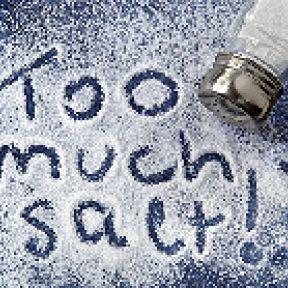 Eat Less Salt—and Die?