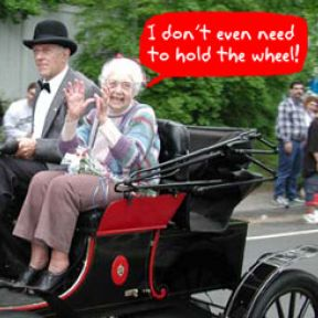Car Talk: Why Your Aging Parent Can't Hand Over the Keys