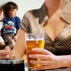 Are Mothers the Gods of Their Children's Drinking?