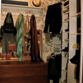 In Her Closet
