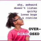 Why Claim Asperger's is Overdiagnosed?