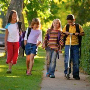 How Healthy is Your School Run?